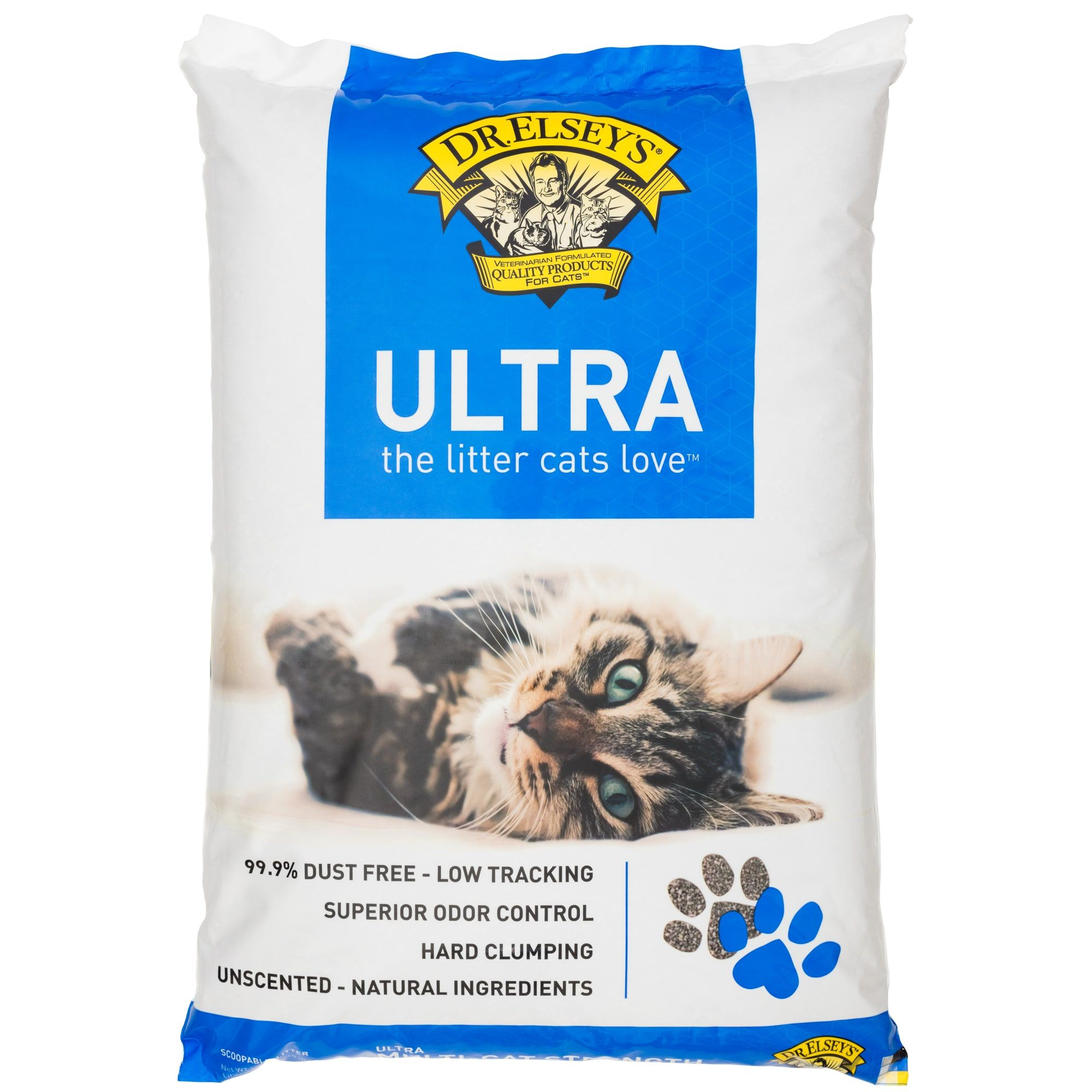 "Dr. Elsey""s Precious Cat Ultra Scoopable MultiCat Litter"