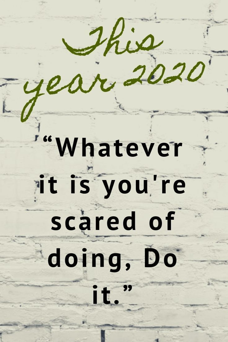 New year resolution for teens 2020. # ...