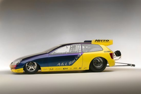 2003 Honda Pro Drag Civic Si Concept Picture 108240 Drag Racers