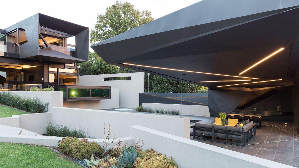 Экстримальный дизайн дома в ЮАР | КОММЕРЧЕСКИЙ ДИЗАЙН в ...
