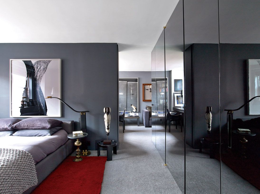 foto A Manhattan Apartment Inspired By Tom Ford And Halston