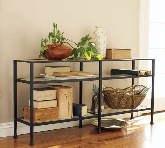 Tanner Long Console Table Console Table Styling Office Furniture Inspiration Console Table