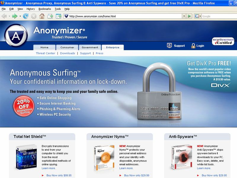 Useful web security / privacy tools