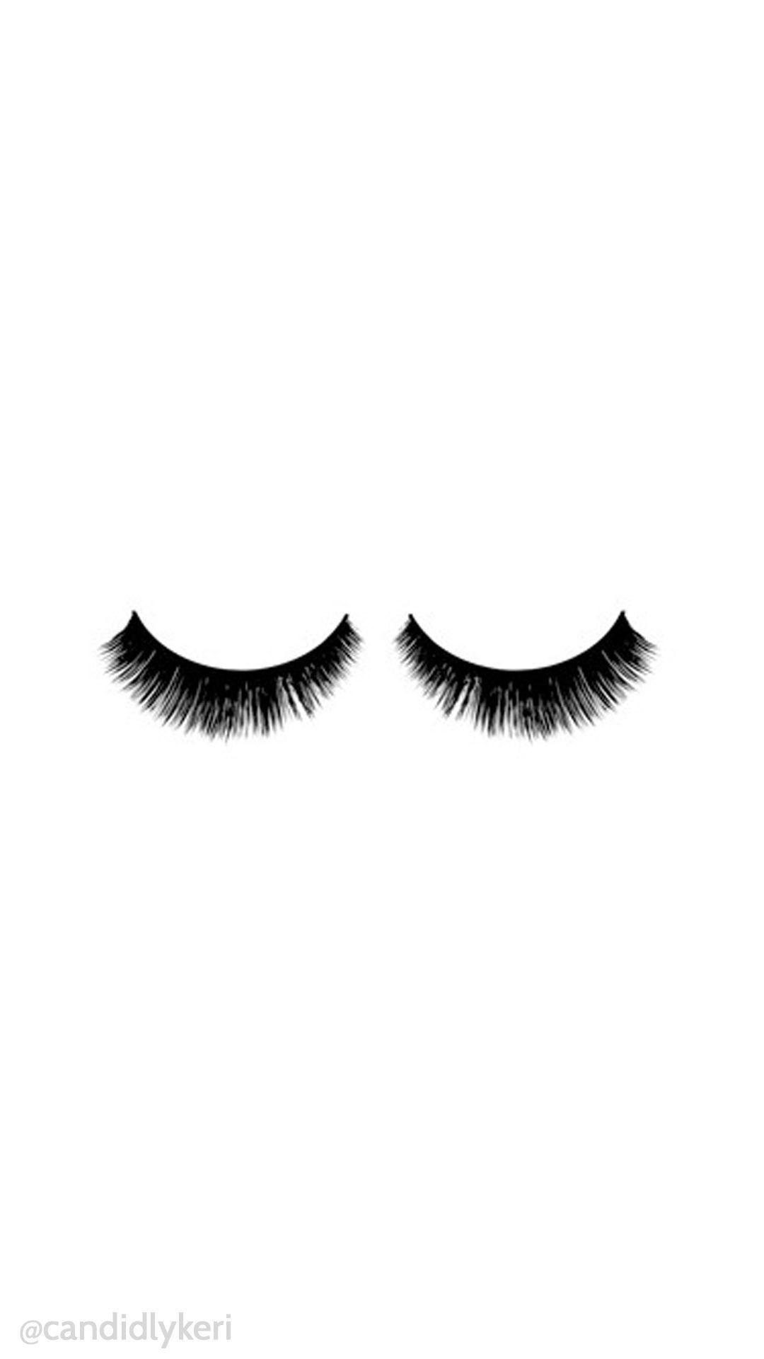 Eyelashes Fake Lashes Sleepy Background Wallpaper You Can Download