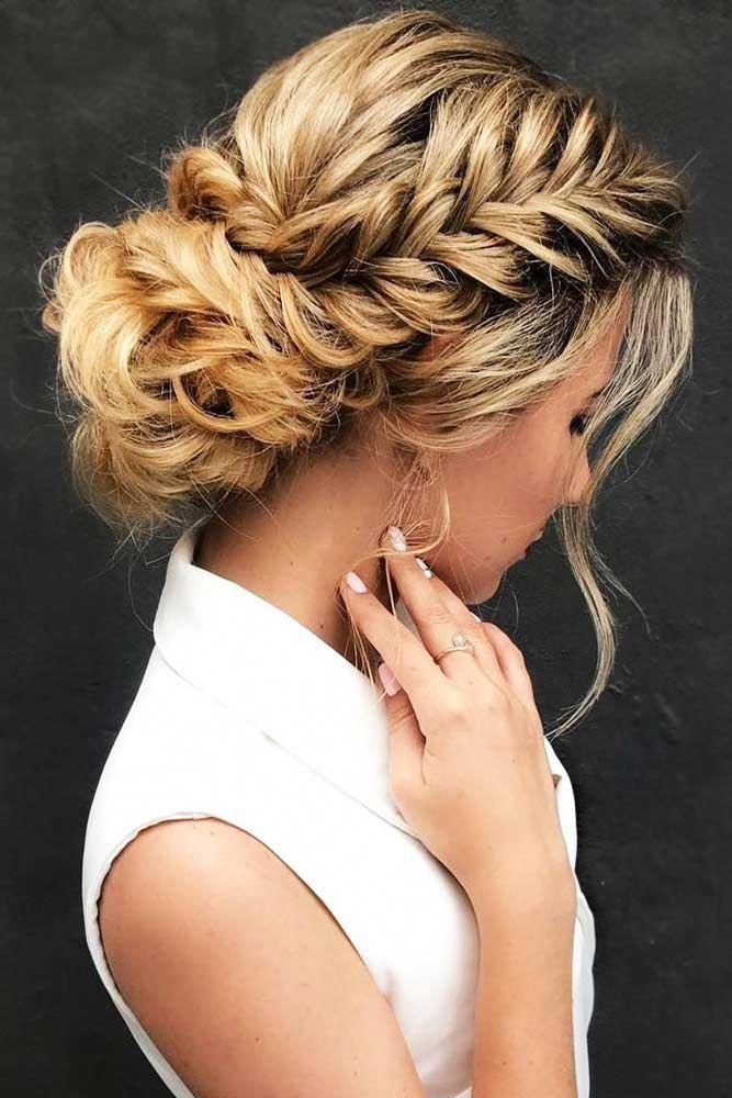 braid hairstyles for prom Flower Girls #waterfallbraid ...