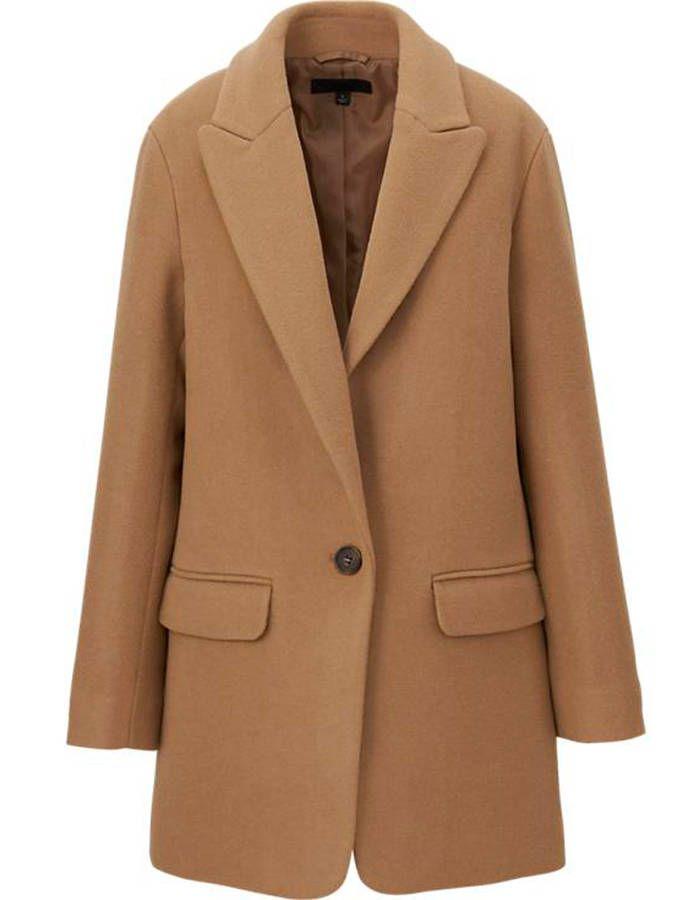 Manteau uniqlo femme