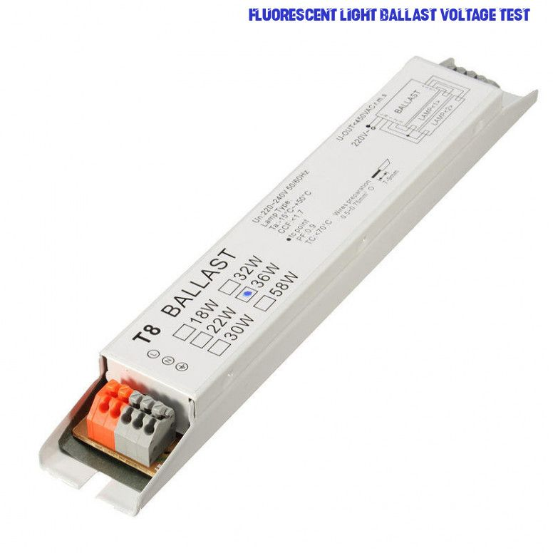 Heres What No One Tells You About Fluorescent Light Ballast Voltage Test Fluorescent Light Ballast Voltage Tes In 2020 Fluorescent Lamp Ballast Energy Saving Systems