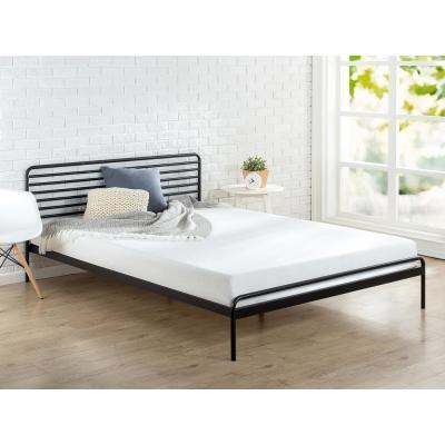 Zinus Tom Metal Platform Bed Frame Full Hd Rppba 14f In 2020 Metal Platform Bed King Platform Bed Frame Platform Bed Frame