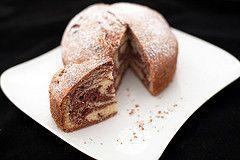 Mini Zebrakuchen – Kleine Kuchen u. Torten
