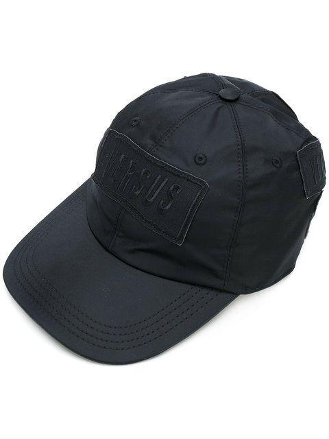 Logo Casquette De Baseball Patch - Noir Contre PzQFgS