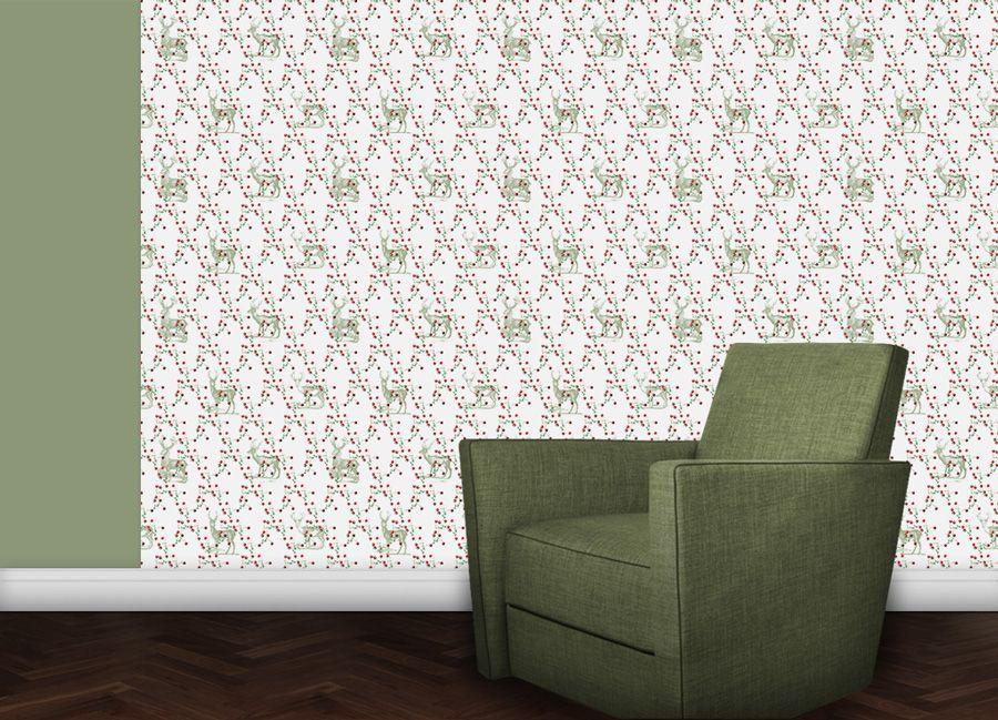 Pin adăugat de Kartenkaufrausch Grusskarten pe Tapeten für schönes - schöne tapeten fürs wohnzimmer