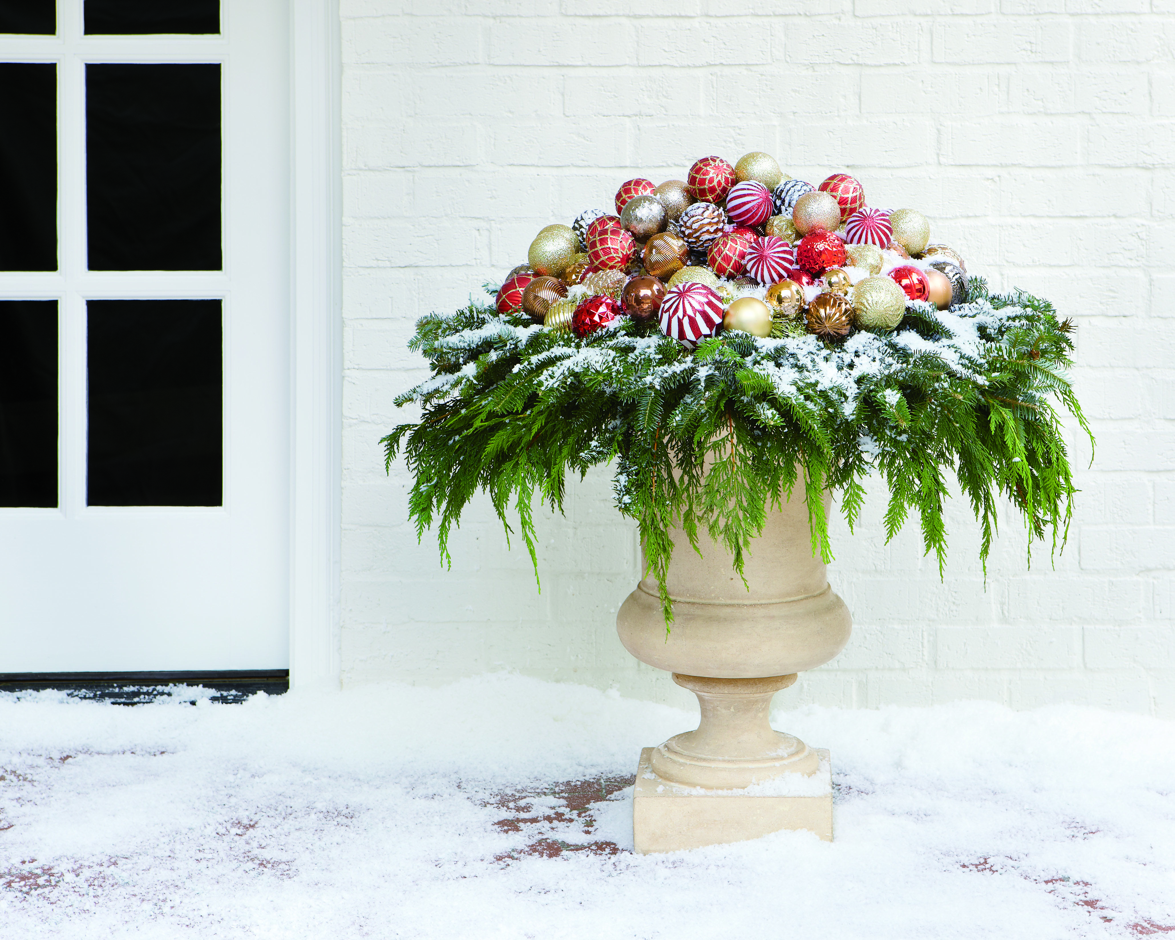 The Snowberry Collection, From Martha Stewart Living At