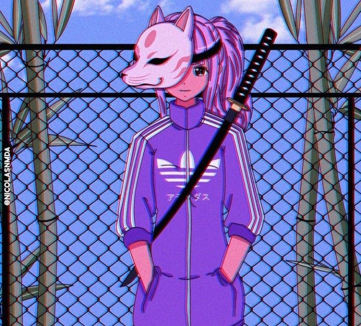 Pin by ??? ??? on Aesthetic/Vaporwave Art in 2020 ...