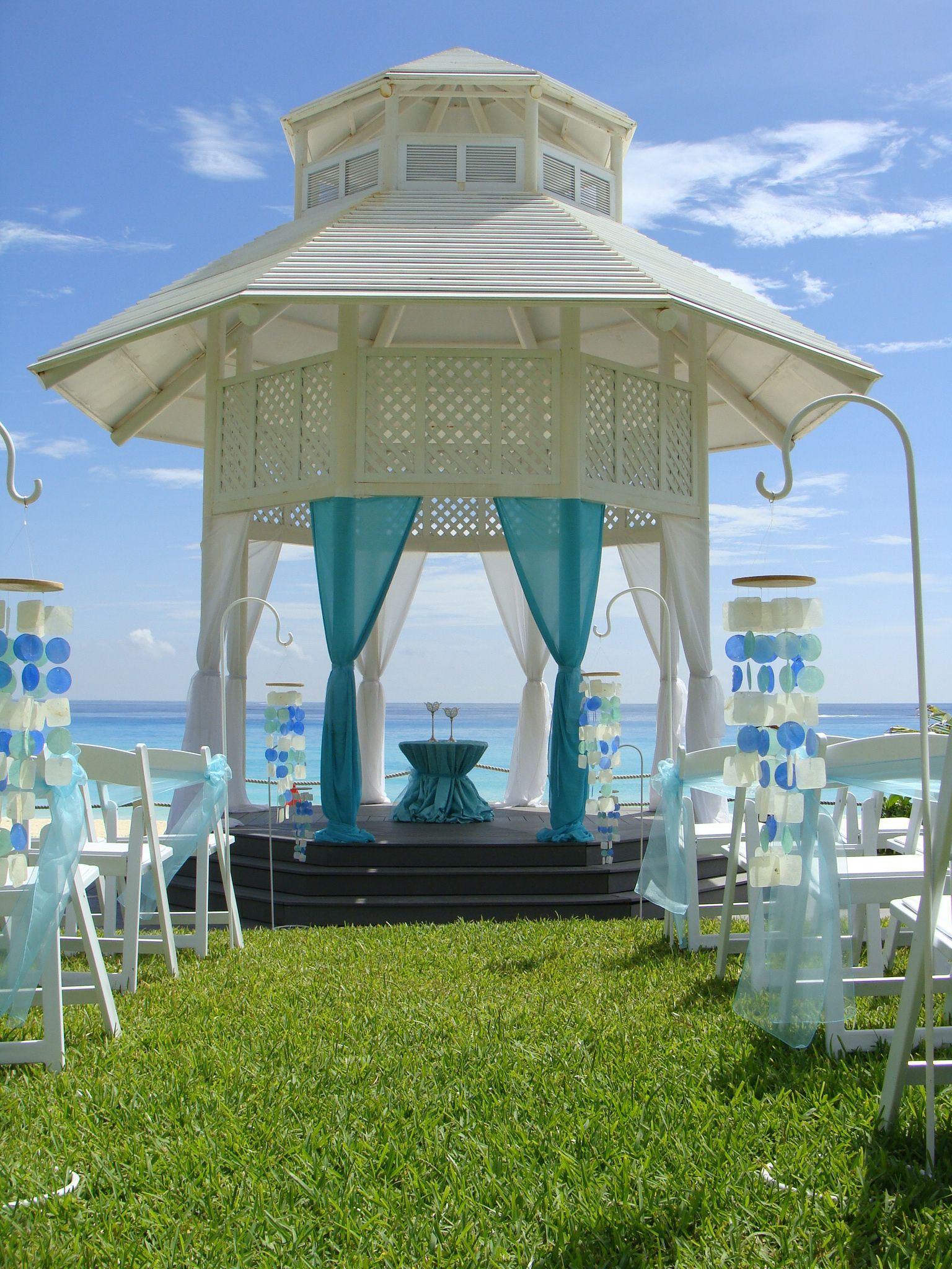 Paradisus Cancun Resort Wedding Gazebo Inspired Voyages Www Inspiredvoyage Email Us At