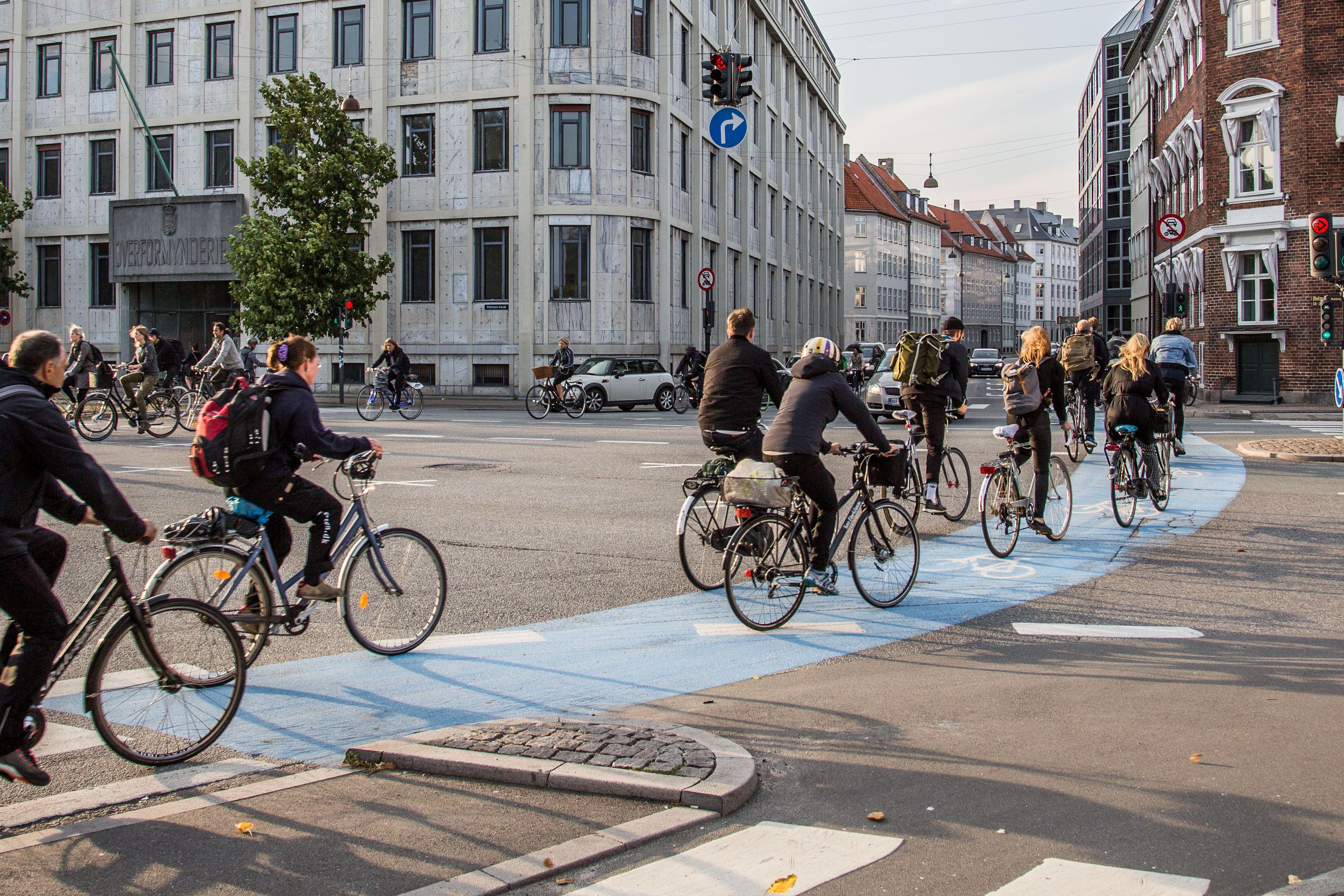 Los holandeses hacen 1000 kilómetros al año de media en bicicleta ...