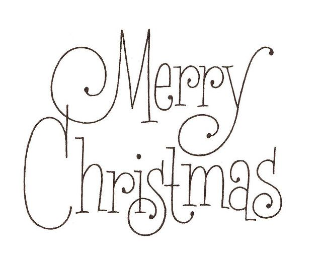 Merry Christmas | Christmas | Pinterest | Navidad, Bordado y Letras