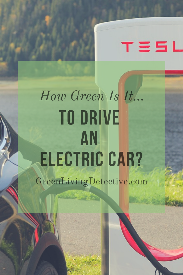 With rumors that battery production and manufacturing is so high for an electric vehicle that it cancels out any sustainability gains over a traditional car, it makes me wonder. How green is it to drive an electric car? Follow the link to find out! >>>>> #sustainabletravel #cars #car #electriccar #electricvehicle #greenproducts