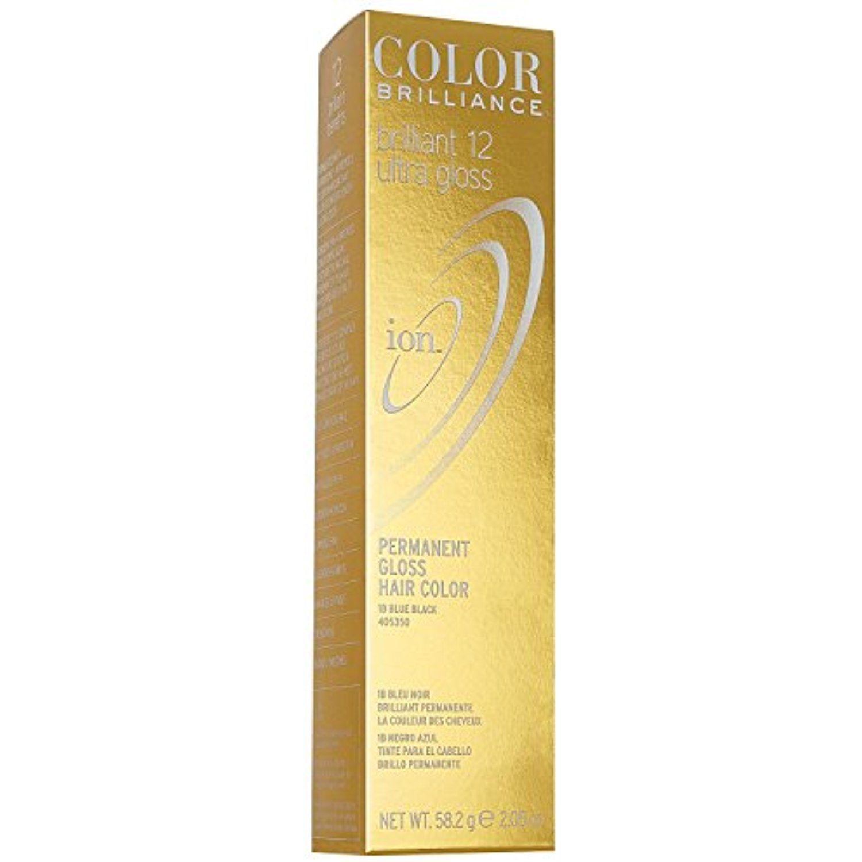 B blue black brilliant permanent gloss hair color ueueue want
