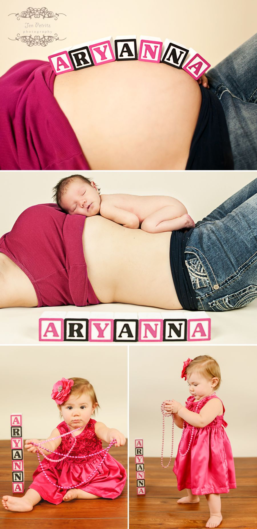 Amazing how these little creatures fit into our bodies. Cute photo ideas!