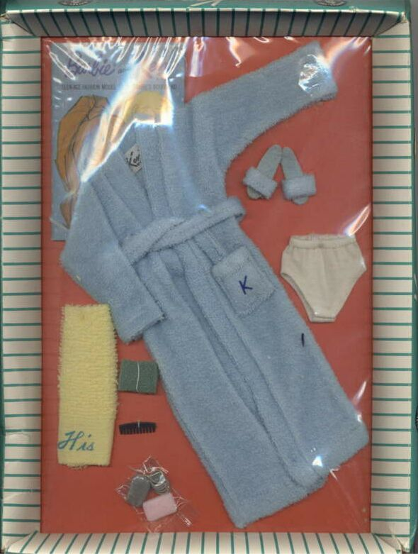 Pin On Barbie Vintage Fashions Clothes Outfits