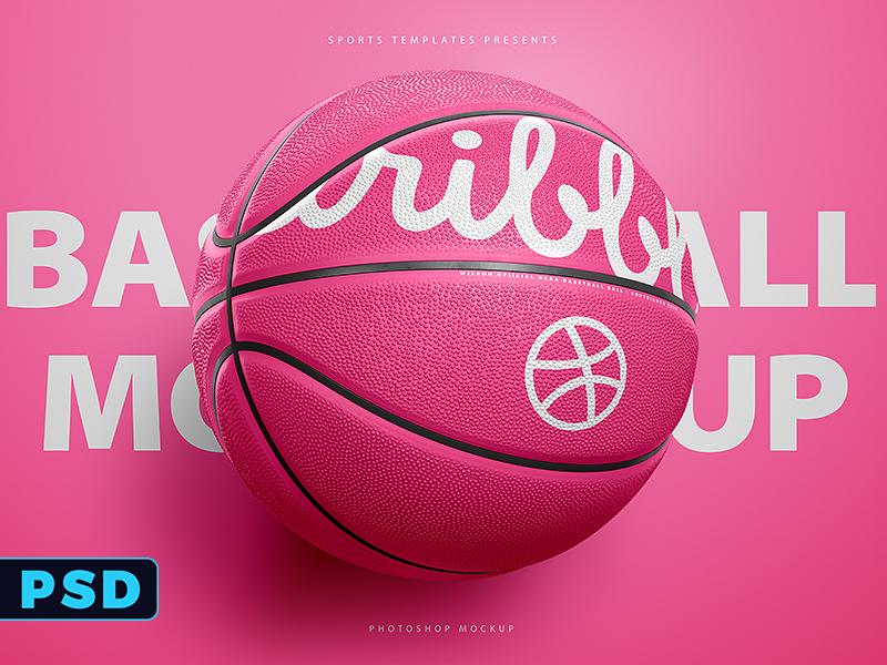 Download Basketball Ball Photoshop Template Mockup Photoshop Template Basketball Ball Basketball