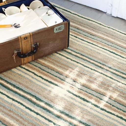 The Outlet | Monty Wool Hooked Rug |