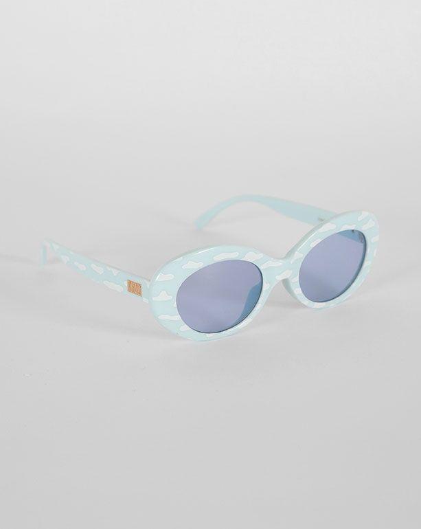 e52099acdf Crap Eyewear The Love Tempo Sky Blue Cloud Sunglasses - Sunglasses -  Categories - Womens