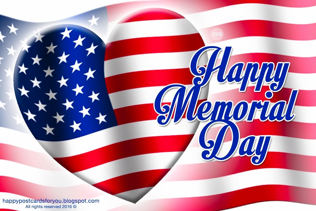 Cdb Happy Postcards For You Greeting Card Happy Memorial Day Monday May 27 Happy Memorial Day Good Morning Usa Happy Presidents Day