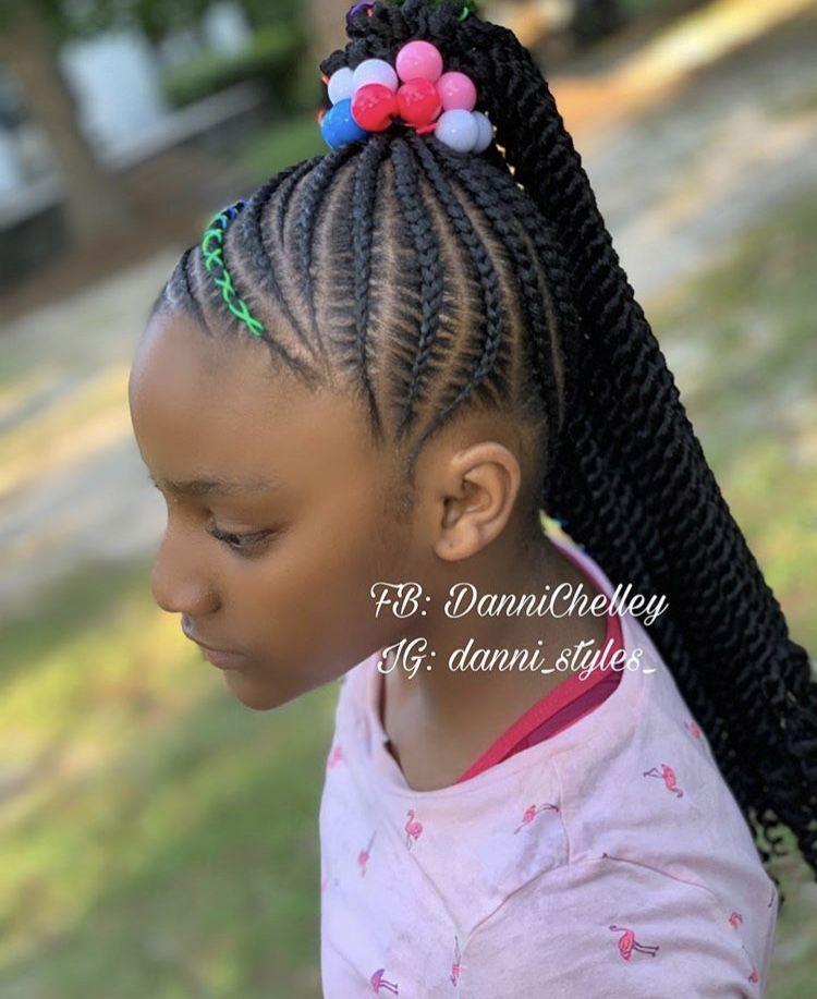 Pin By Shehu Ahmed On Little Diva Hair Styles Girls Braids Girls Hairstyles Braids