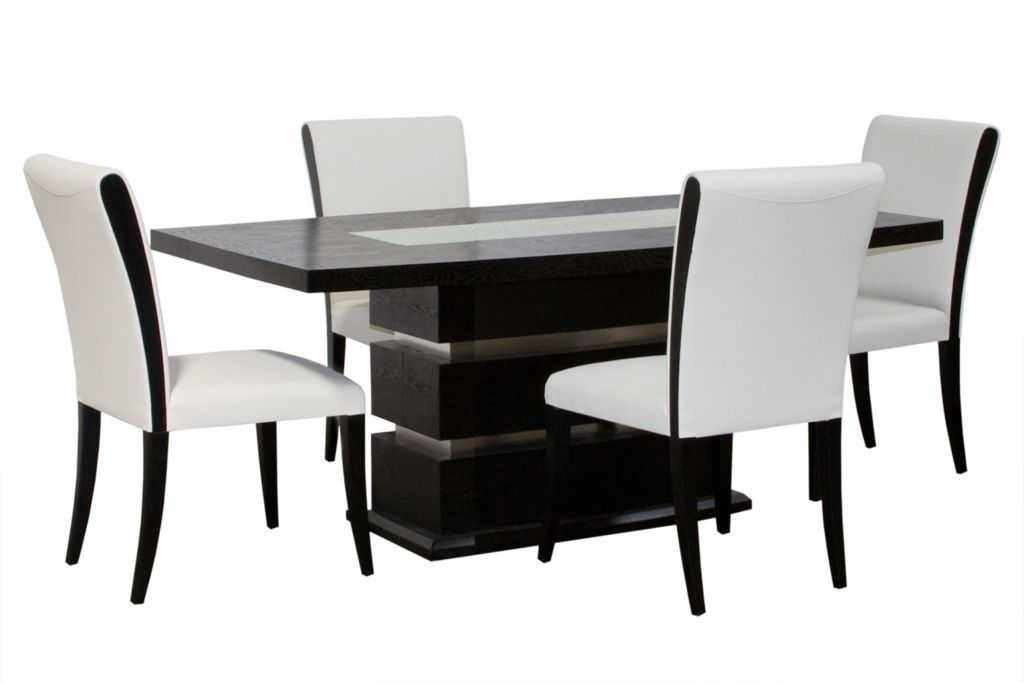 Charming And White Natural Dining Room Design Furniture Set Listed In: