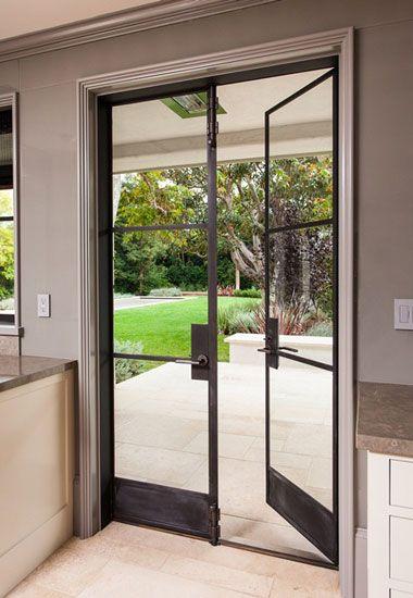 Tim Barber Ltd. Architecture - West L.A. Renovation | Doors ...