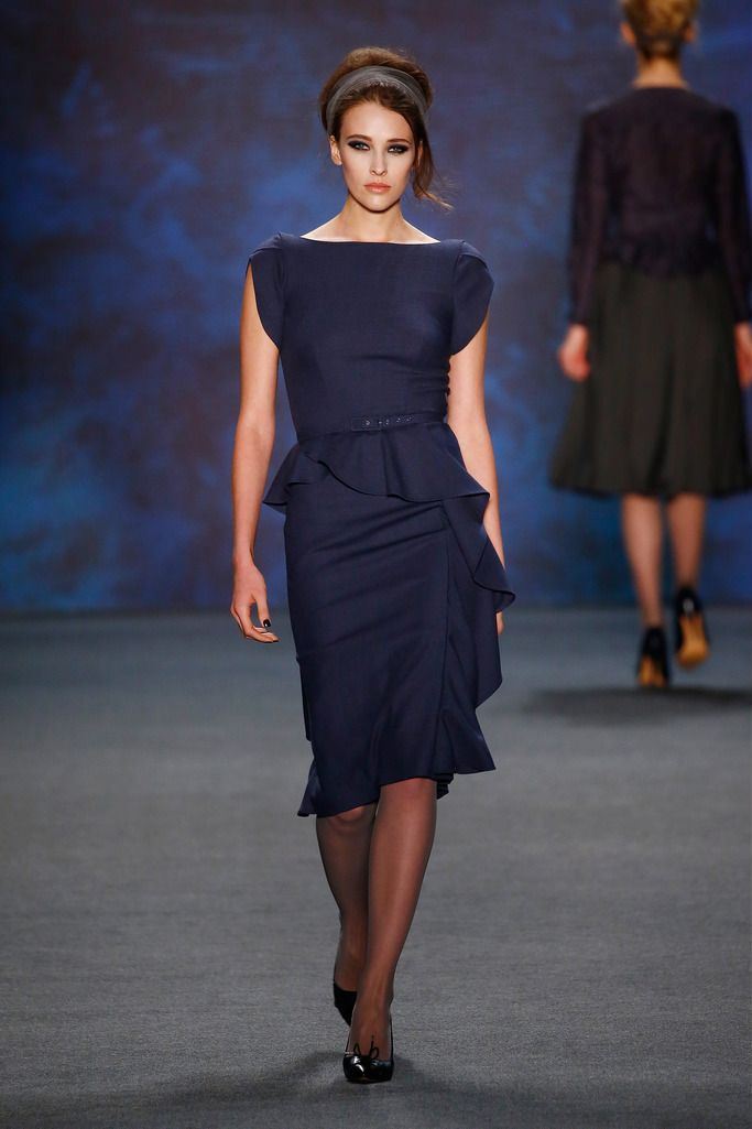 MBFW A/W 2015 Collection Review Austrian Designer Lena Hoschek. I…