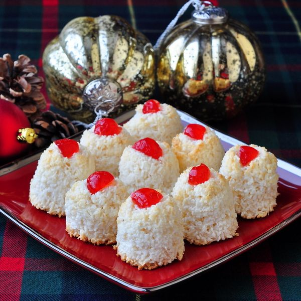 Haystack cookies recipe macaroon cookies for Easy quick christmas baking recipes