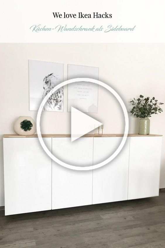 """Hottest Absolutely Free Ikea Hack - Metod kitchen cabinet as a sideboard  Ideas   A """"concept"""" goes through the Websites and pages with this system world: Ikea Hacks.  That is si #Absolutely #Cabinet #Free #HACk #Hottest #Ideas #IKEA #kitchen #Metod #Sideboard"""