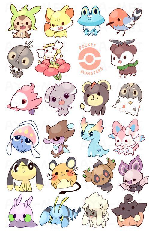 Pokemon Para Dibujar Kawii Buscar Con Google Dibujos Kawaii Dibujos Kawaii De Animales Dibujos Bonitos