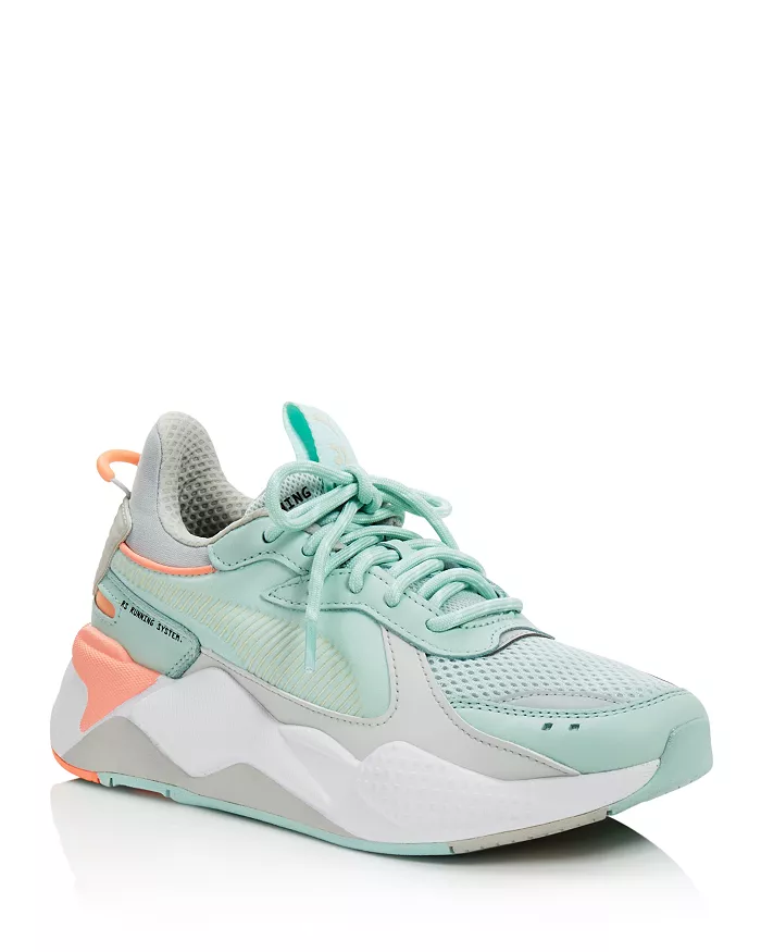 PUMA Women's RS-X Track Sneakers Shoes