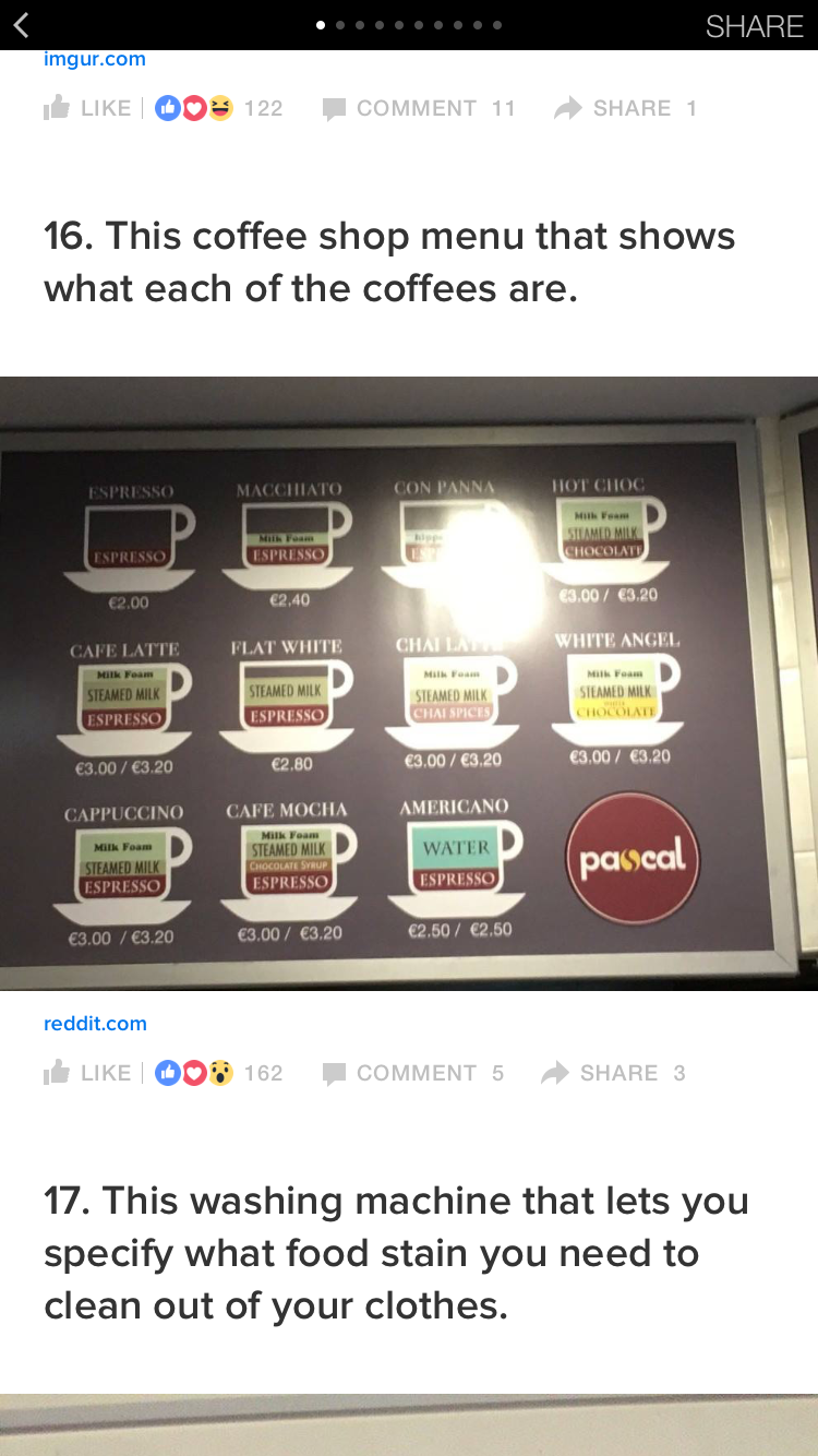 Pin by Jennifer Carrera on Products Coffee shop menu