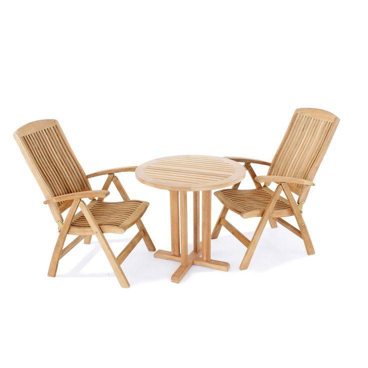 Teakholz Bistro Tisch Und Stühle | Couchtisch | Pinterest | Teak