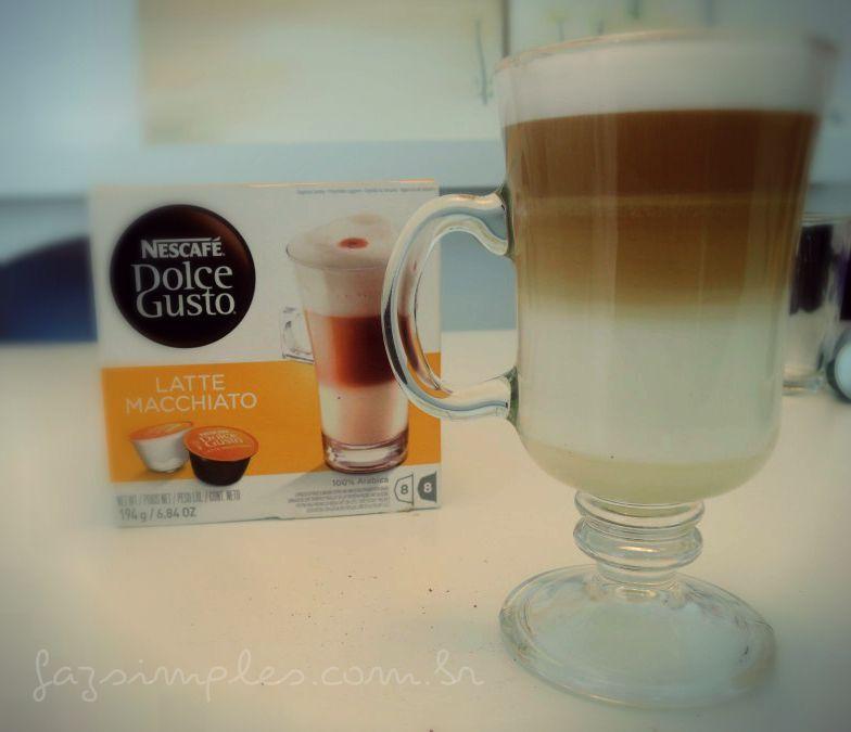 Cafeteira dolce gusto latte macchiato, conheça esse e outros sabores que você terá em casa. E para economizar veja quais são os melhores sabores dessa cafeteira expresso.