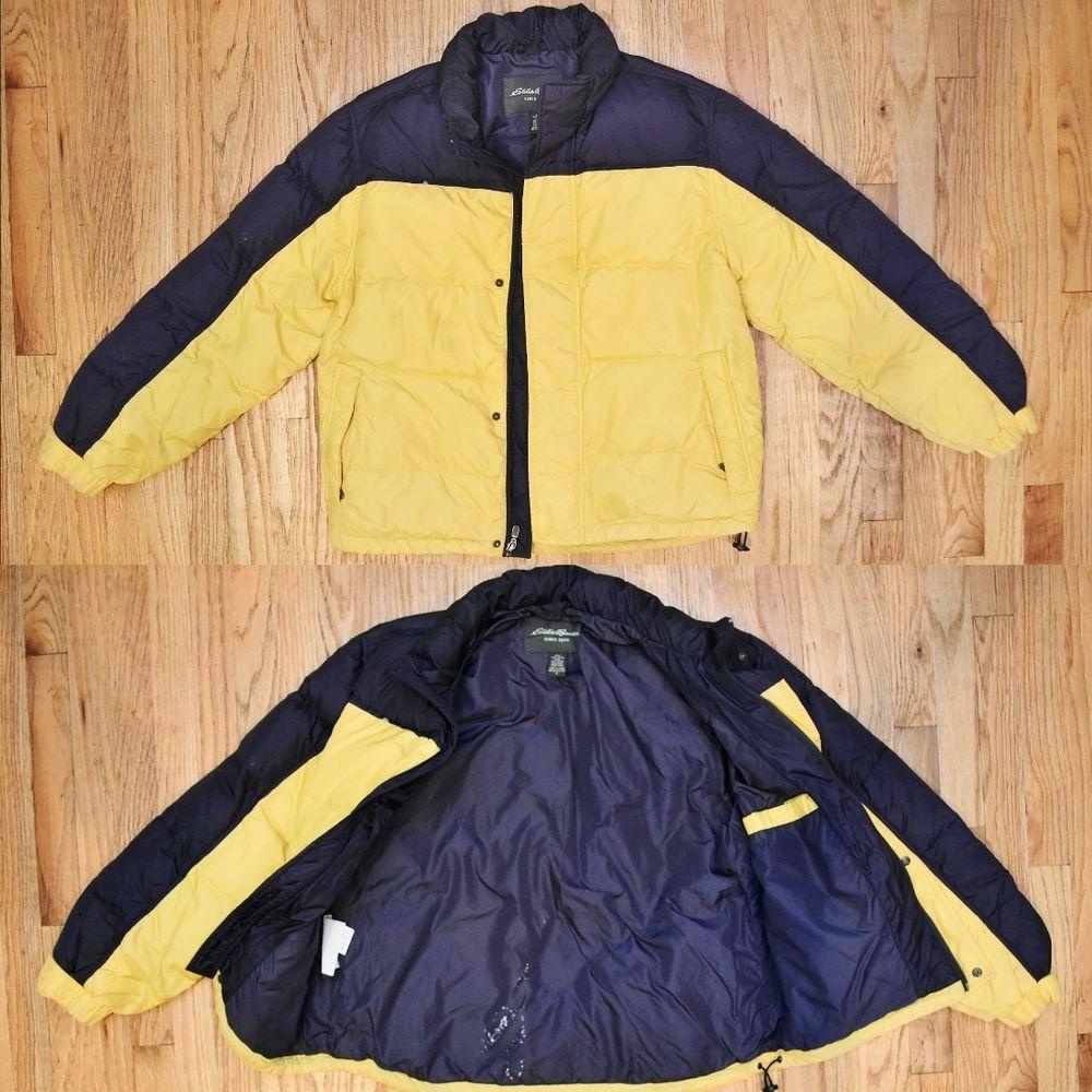 $20 Eddie Bauer Goose Down Puffer Jacket #EddieBauer #fashion #ootd #blogger #style #blog #moda #ebay @eBay @eBay http://ow.ly/4mUmI9