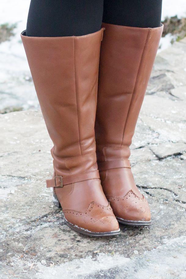Weitschaftstiefel: Passende Stiefel für breitere Waden