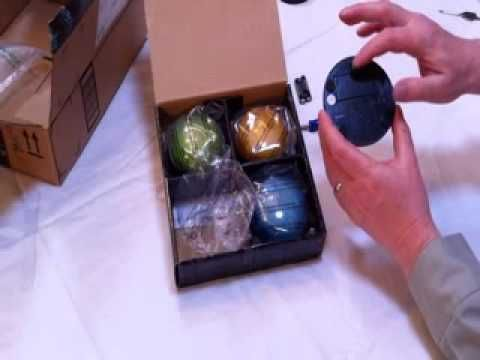 ▶ Learning Resources Lights and Sounds Buzzers Out of Box Review - YouTube