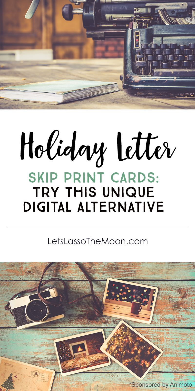 An Awesome Holiday Letter Idea You Should