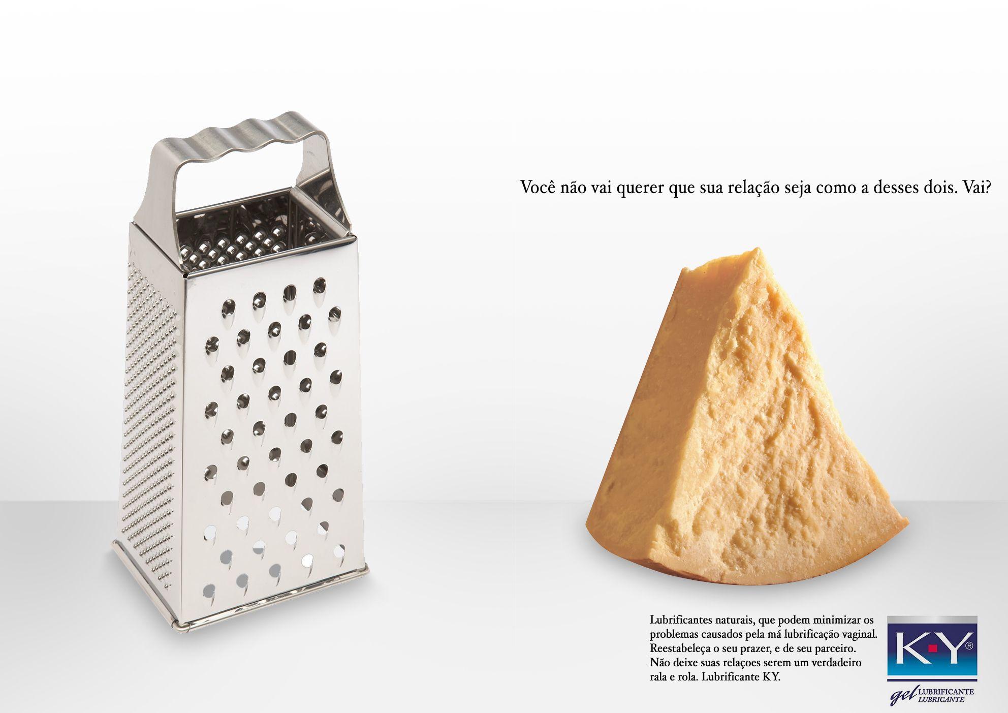 Anúncio de página dupla para o produto K.Y Lubrificantes da Johnson & Johnson. - Trabalho de Faculdade desenvolvido no primeiro semestre de 2013.