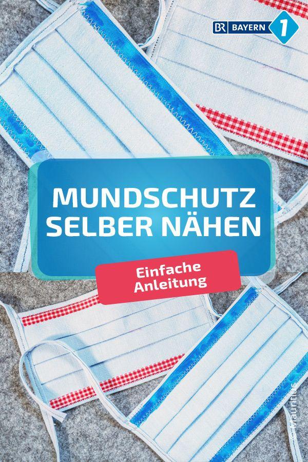 Photo of Mundschutz selber nähen