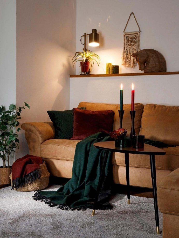 Gemütliches Wohnzimmer » So wird es richtig wohnlich ...
