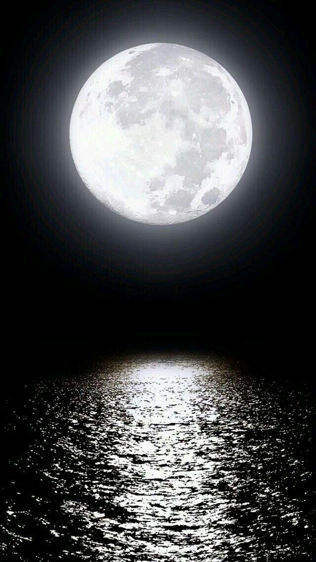 Ay Yarim Kalmis Diyordu Yazar Bizim Gibi Moon Moon Soyut Resim Tuval Gece Gokyuzu Goruntuleri
