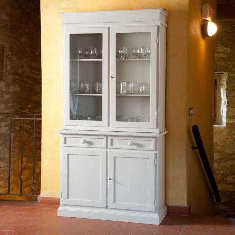 Vetrina in legno yvette castagnetti 1928 in vendita su for Vendita mobili online design