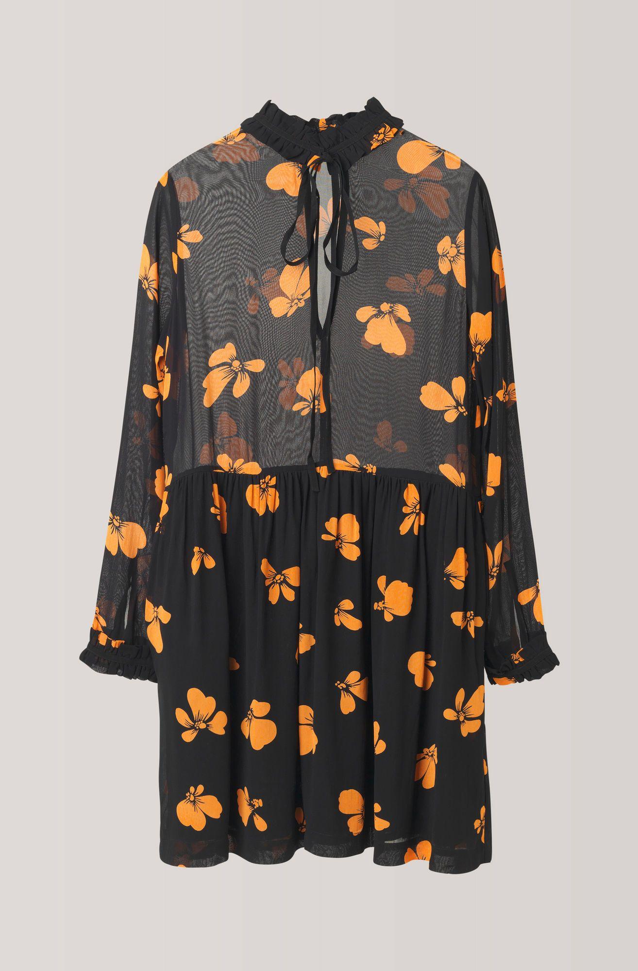 67ef73326ee Fairfax Georgette Mini Dress
