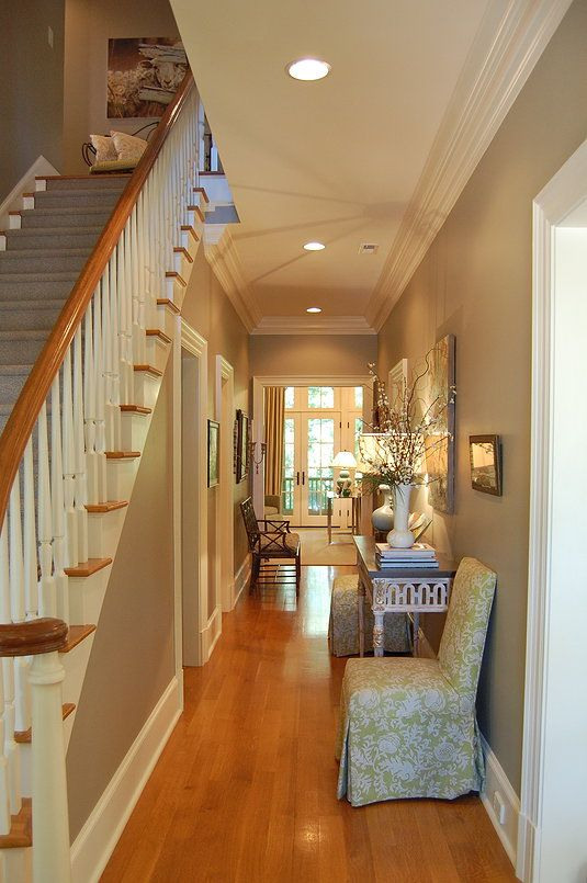 Katherine Connell Interior Design Beautiful Hallway Home Interior Design Interior Design Interior Design Hallway